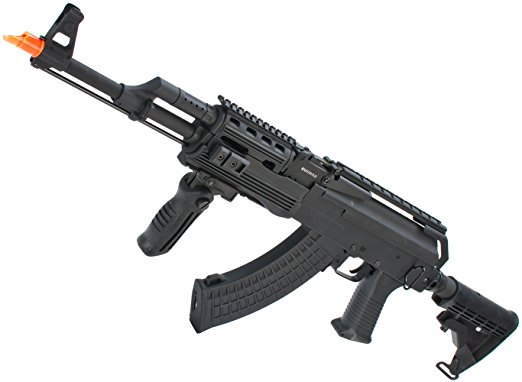 CYMA Full Metal AK74 CPW Contractor Airsoft AEG Rifle