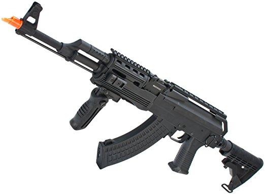 CYMA Full Metal AK74 CPW Contractor Airsoft AEG Rifle