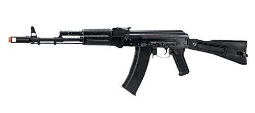 E&L Airsoft Full Metal AK-74MN Gen 2 Airsoft Electric Gun