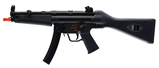 H&K MP5 A4 Elite AEG Airsoft SMG