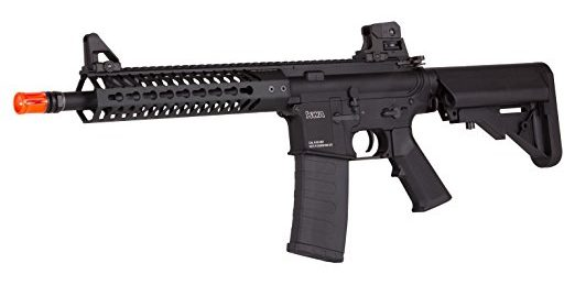 KWA KM4 KR9 AEG Full Metal Airsoft Rifle