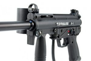 Mechanical Paintball Guns