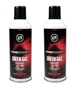Gas Powered Guns