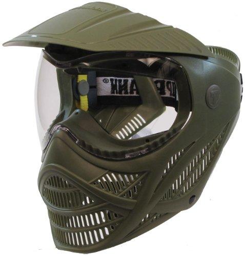 Tippmann Valor Paintball Goggle Mask