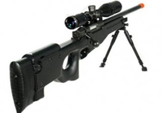 UTG Type 96 L96 Spring Airsoft Sniper Rifle with 4x32 Scope