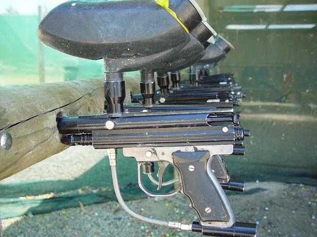 What is a Paintball Gun?