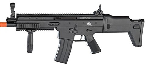 The Soft Air FN SCAR-L Rifle