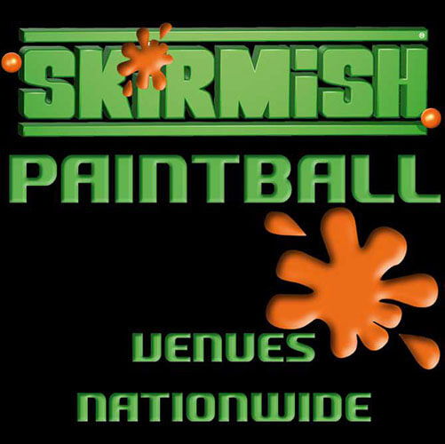 Skimrish Paintball