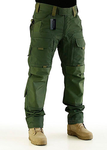 ZAPT Tactical Molle Ripstop Combat Trousers