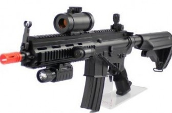 Don't miss out: Best Airsoft Guns Under 200$
